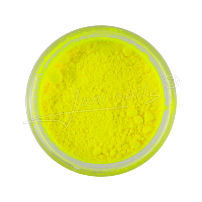 Fluorescenčný Neon Pigment - Lemon Yellow