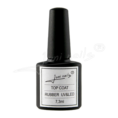 Juninails Rubber Top Coat 7,3ml