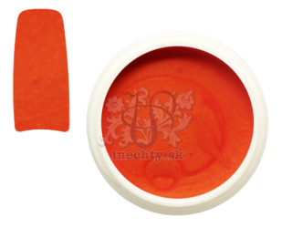 Farebný UV Gel BomB ReD Gold 5ml