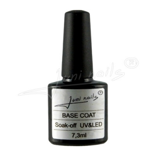 Juninails Gellak Base Coat 7,3ml