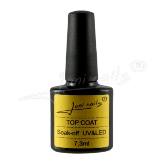 Juninails Gellak Top Coat 7,3ml