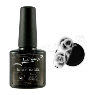 Juninails Gellak Blossom Black 7,3ml