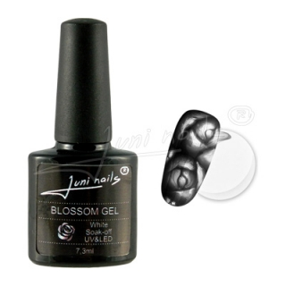 Juninails Gellak Blossom White 7,3ml