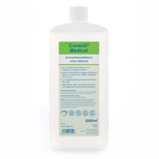Dezinfekcia Curacid Medical - bez alkoholu 1000ml
